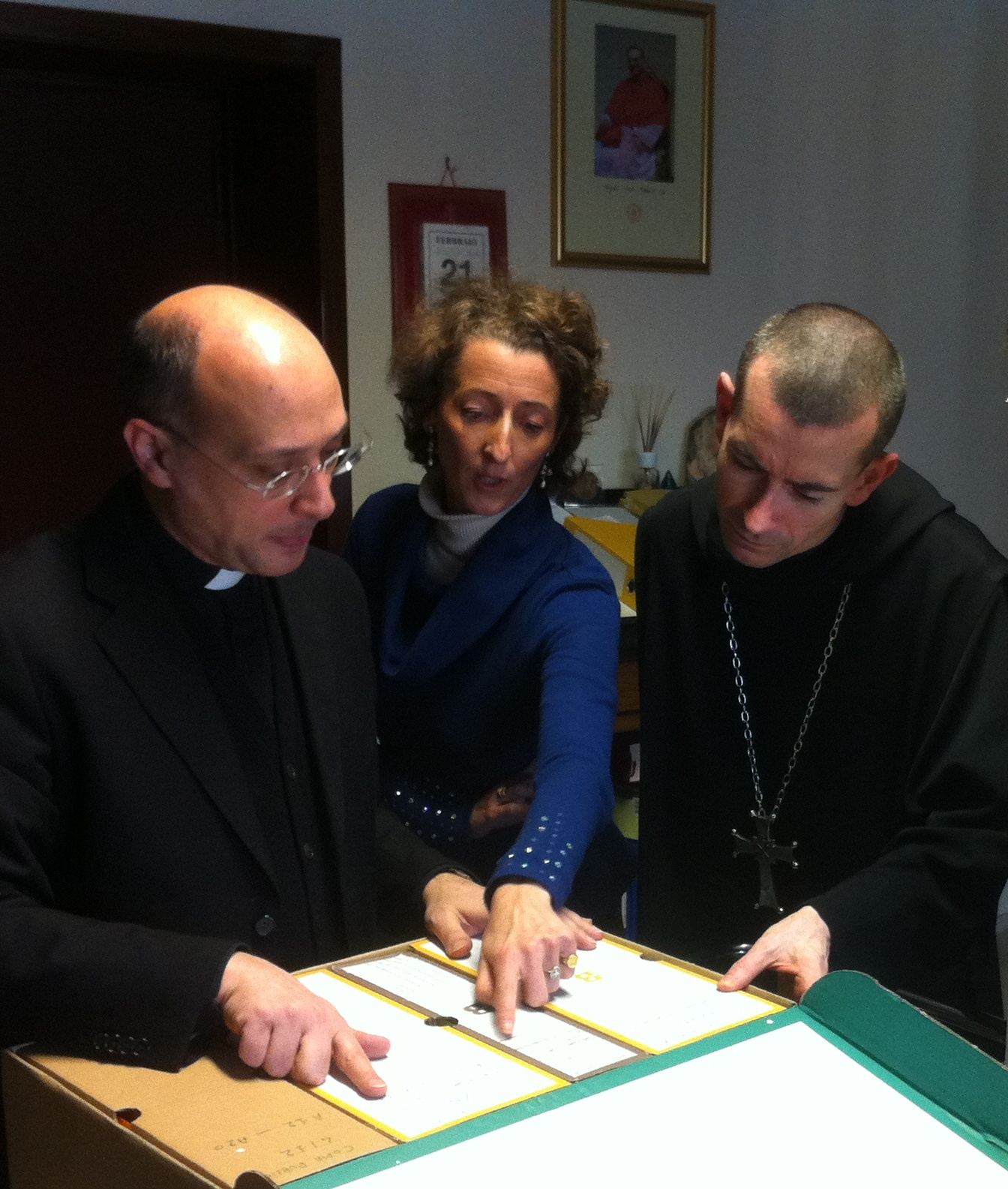 Process canonization Jerome Lejeune