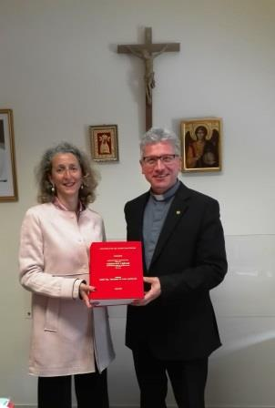 The Jerome Lejeune's Positio is delivered to the Vatican